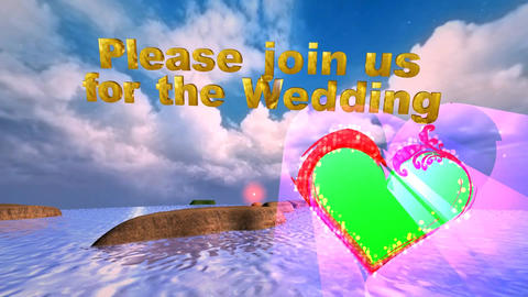 154 WEdding invitation Animation