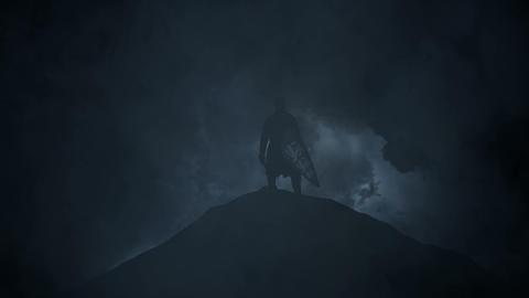 King Richard Lionheart Under a Storm Live Action