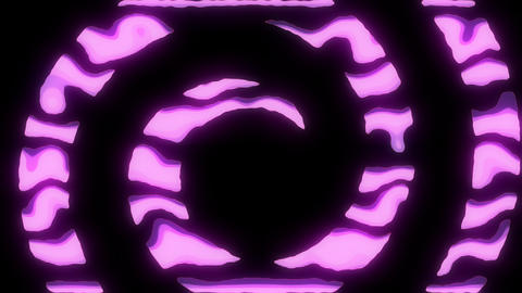 Hypnotic Spiral VJ Loop Animation