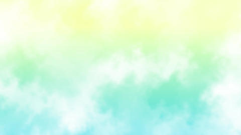 Mov140 cloud bluesky loop bg 03 CG動画