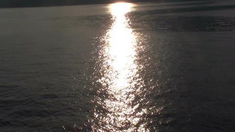 Sunbeams at sea Live Action