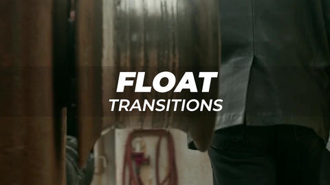 Float Transitions Premiere Proエフェクトプリセット
