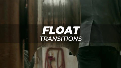 Float Transitions After Effectsアニメーションプリセット
