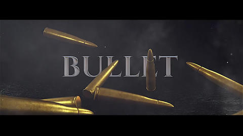 Bullet Title Apple Motion Template