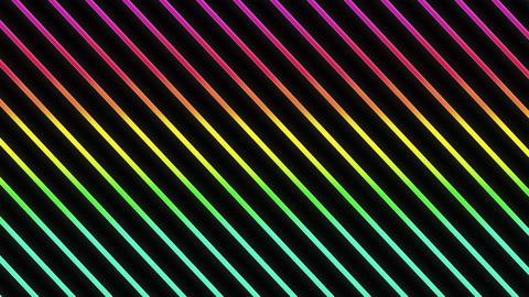 Motion retro lines abstract background 애니메이션