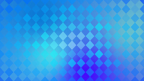 Diamonds background blue CG動画素材