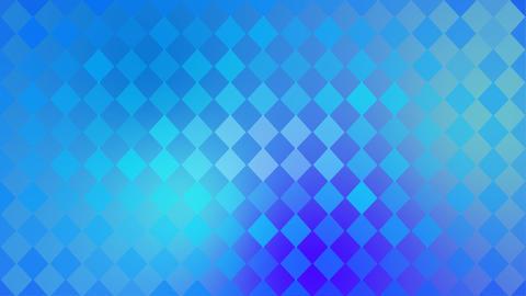 Diamonds background blue Animation