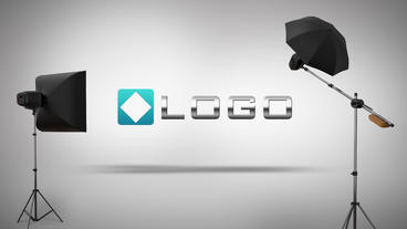 Photographer Studio Logo Photo or Text Reveal Animation Intro After Effects Project