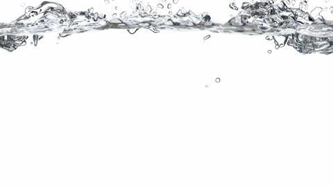 Water splash 3D animation Animation