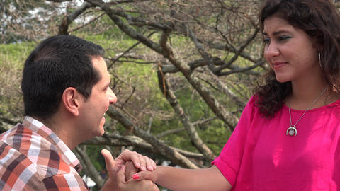 Cheating Woman Rejects Marriage Proposal Footage