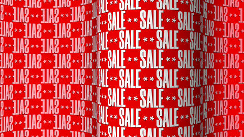 SALE Text Motion Background GIF
