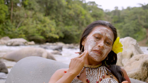 Indigenous Facial Care Live Action