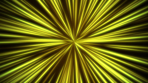 Abstract motion yellow lines in 80s style, looping animation retro background Animation