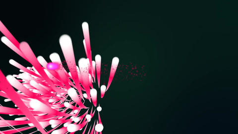 Trifecta Particle Logo Formation After Effects Template
