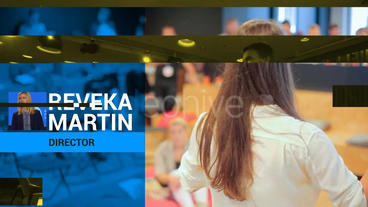 Event Promotion Template After Effects Project