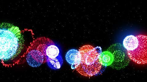 Fireworks Festival 4 Hn1 4K Animation