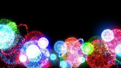 Fireworks Festival 4 Hn1p 4K CG動画