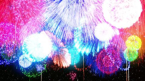Fireworks Festival 4 En1p 4K Animation