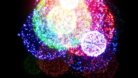 Fireworks Festival 4 En3 4K CG動画