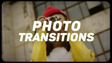 Photo Transitions Presets Premiere Pro Effect Preset