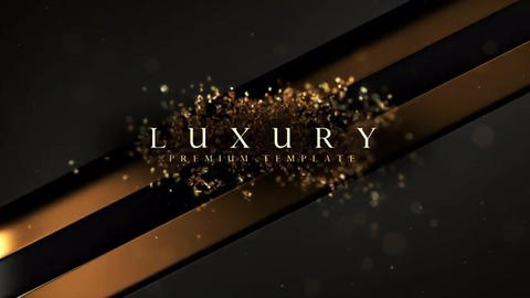 Luxury After Effects Template