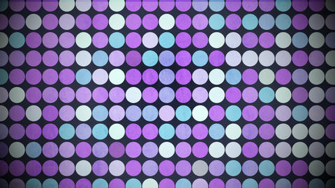 Motion colorful dots pattern, abstract background Animation