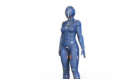 Cyborg GIF