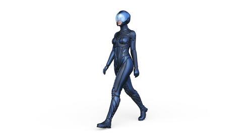 Walk Human GIF