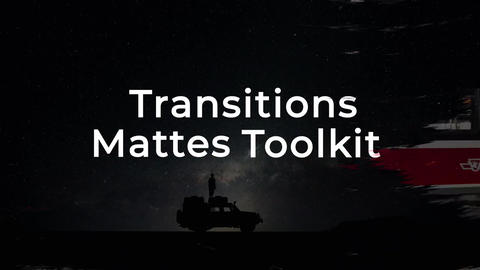 Transition Mattes Toolkit After Effects Template