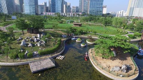 Songdo Central Park - 02 ภาพวิดีโอ