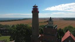 Kap-arkona-leuchtturm Footage