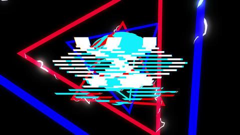 Vj Glitch 4K 01 Vj Loop Animation
