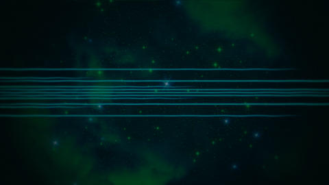 Motion retro blue lines abstract background Videos animados
