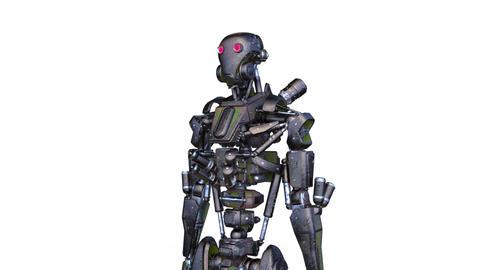 Robot Videos animados