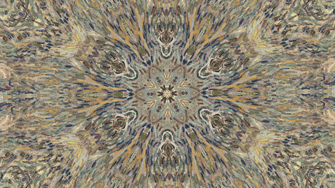 Motion kaleidoscope abstract background CG動画