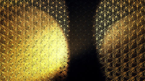 On Pattern Style For Art Deco 02 4K Animation