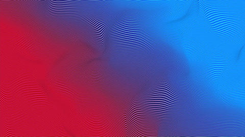 Red-blue-background-loop-animation-4K Animation
