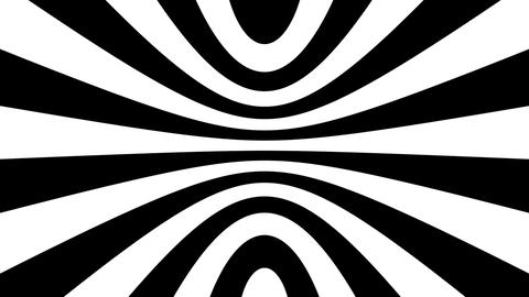 curve stripes offset Stock Video Footage