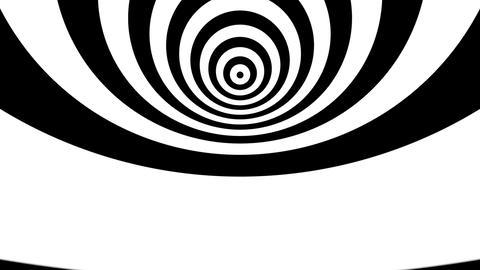 radio wave stripes Stock Video Footage