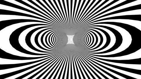 black white stripes Stock Video Footage