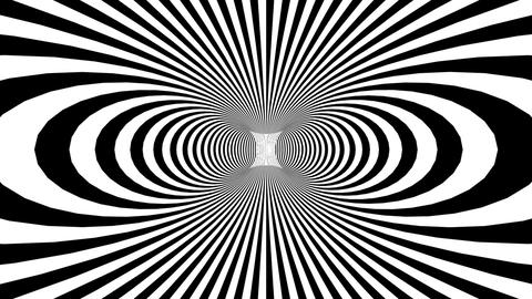 black white stripes Animation