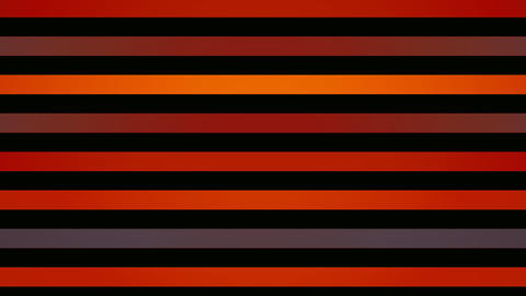 horisontal fire stripes Animation