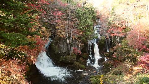 Yudaki Falls Footage