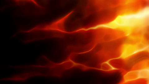 Abstract Fire Energy Stock Video Footage