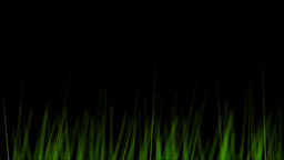 BG GRASS 004 25fps Animation