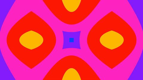 kaleida colours Stock Video Footage