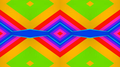 colorfull unfold Animation