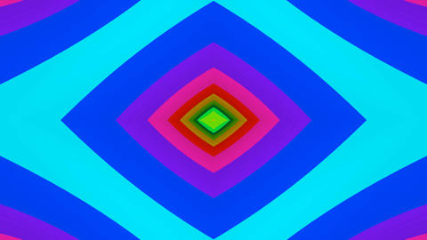 unfold multicolors Animation