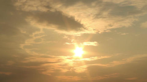 Catching the sun Stock Video Footage