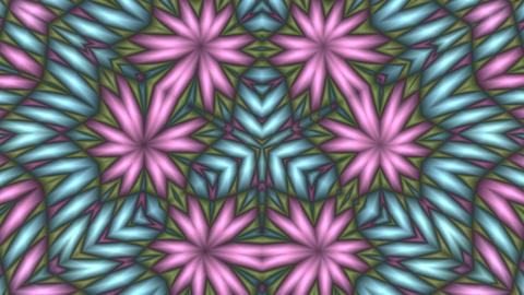 Pattern - flowers Animation